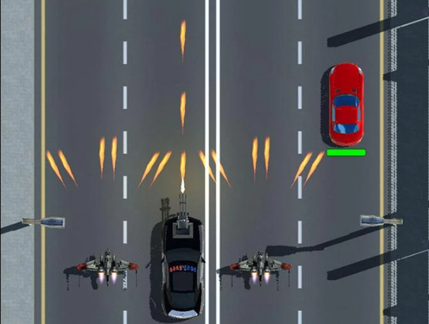 Police Car Racer 3D: Black Racing – Download Now