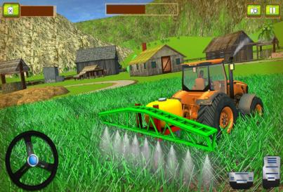 Modern 🌻🌻 Farming Simulator 18