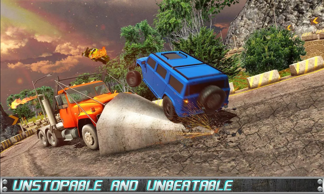 Roadway War Truck Racing offroad – Download Free for Android